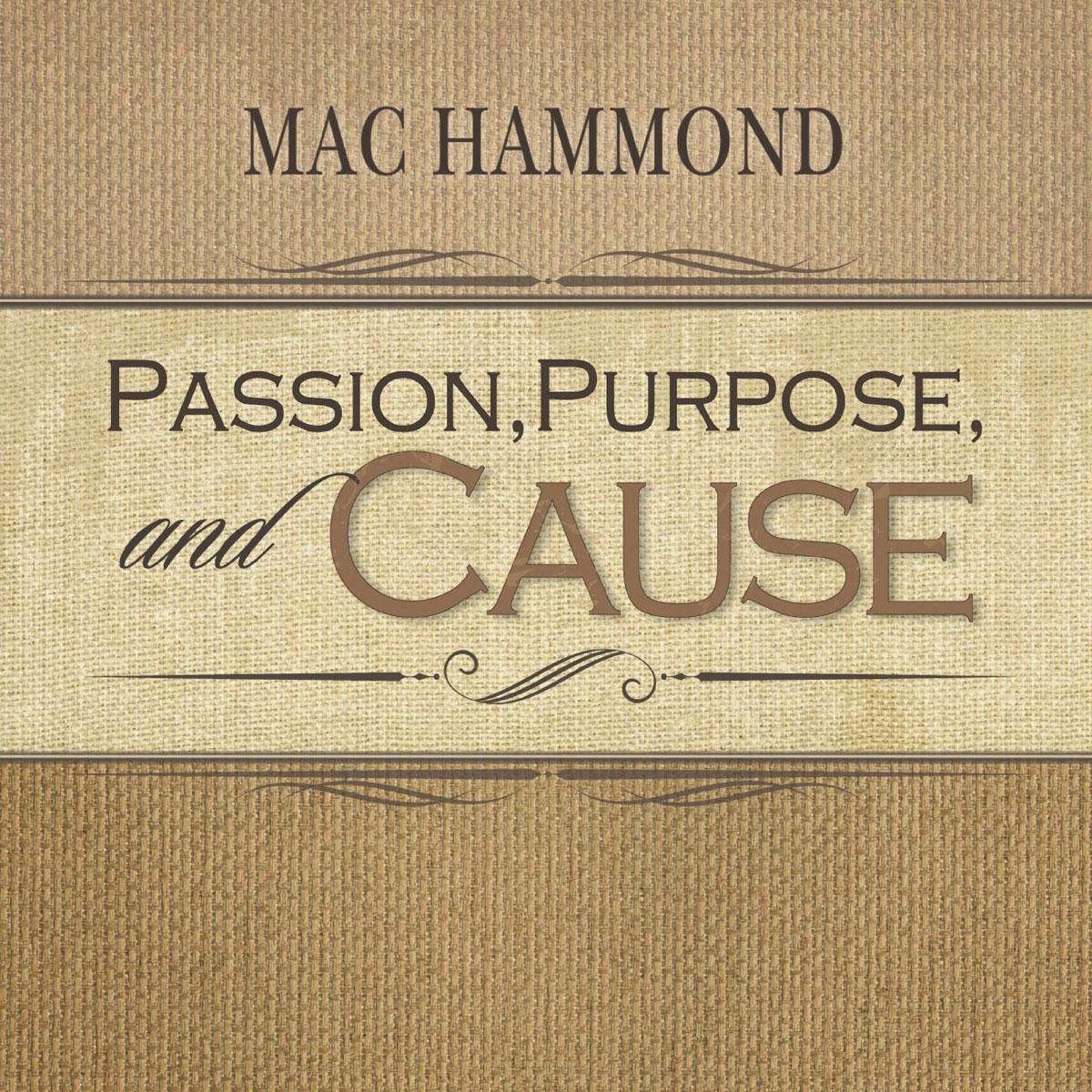 PassionPurposeAndCause