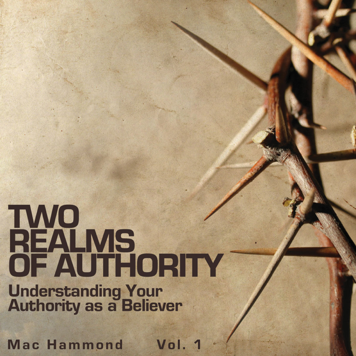 Two Realms of Authority Vol.1 by Mac Hammond