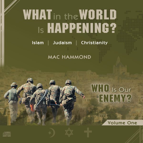 What in the World Is Happening? Vol.1 by Mac Hammond