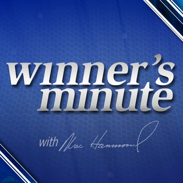 Winner's Minute by Mac Hammond